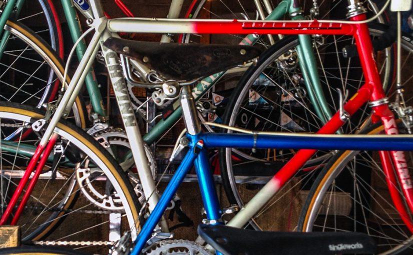 ¿Qué debo saber si quiero comprar una bicicleta usada?