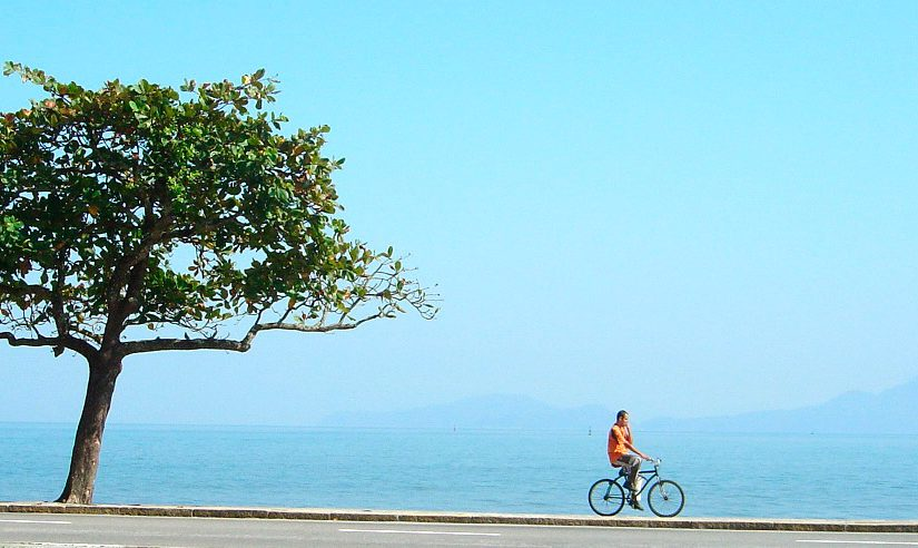 La amigable bicicleta para la salud y el medio ambiente