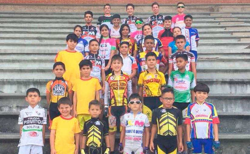 A la hora de entrenar ciclismo, los niños también deciden
