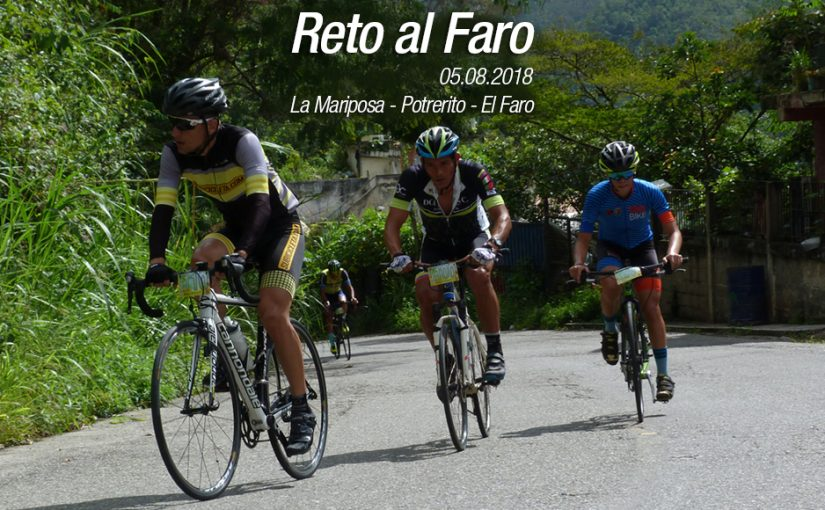 Competencia Reto al Faro – 6 de agosto de 2018