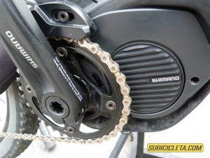 caja del pedalier e-bikes