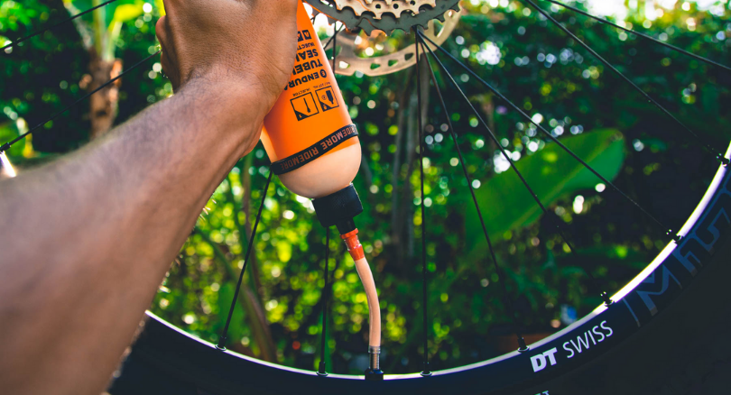 tubeless Orange Seal